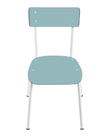 chaise adulte bureaux salon retro