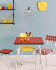 table 70×70 rouge