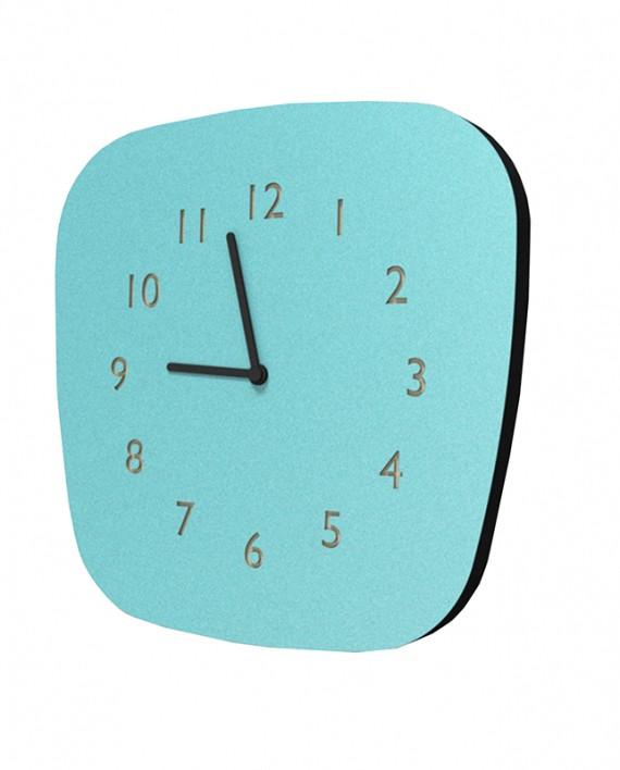 horloge formica heure deco
