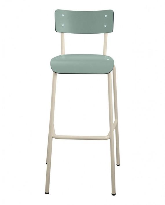 table chaises haute bar comptoir