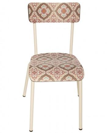 chaises carreaux de ciments identité adulte