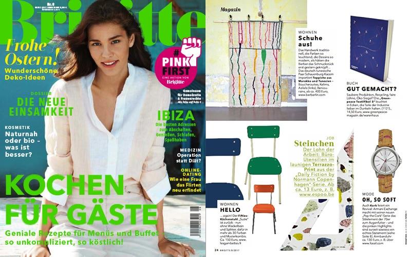 brigitte magasine avril 2017 chaise suzie