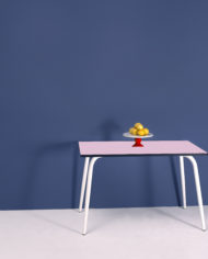 120×70 table rose