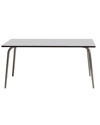 TABLE RECTANGULAIRE GRISE
