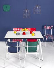 table vera 120×70 blanc