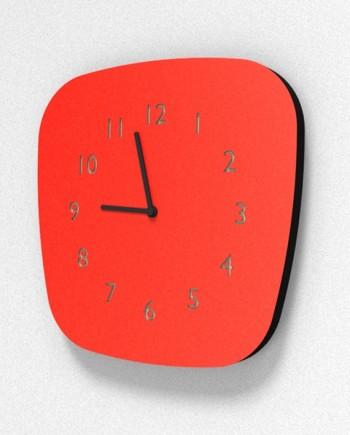 horloge heure decos murale