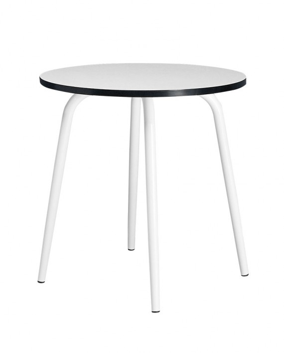 2 couverts blanc table