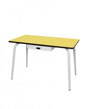 bureaux tiroir formica design modern