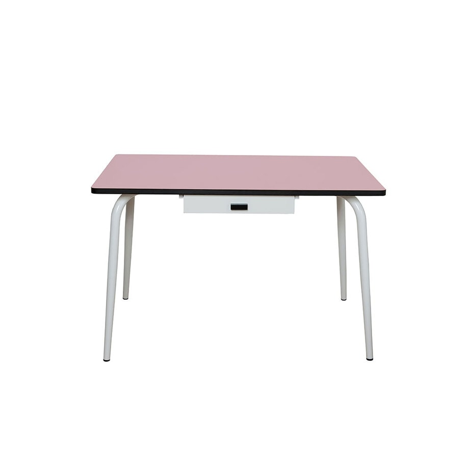Paloma Mosaic Coffee Table: Old Pink Vera Desk
