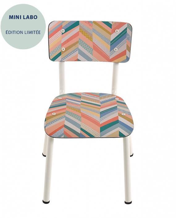 collection limité créateur chaise