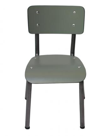 chaise kaki enfants ecolier