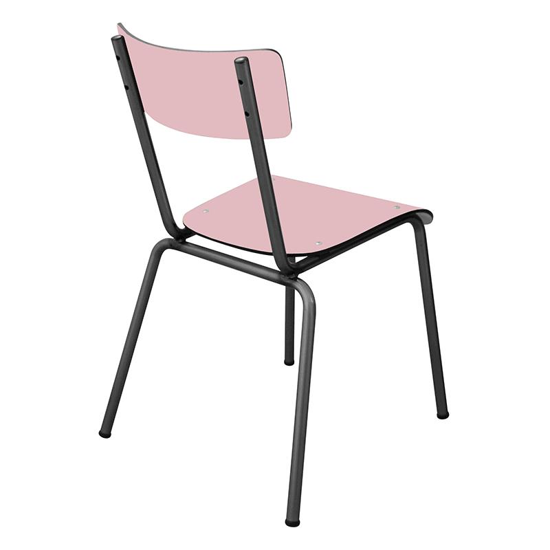 haise suzie les gambettes rose poudré retro design adulte