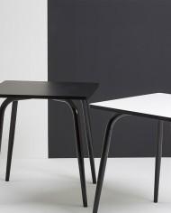 TABLE-noir blanche