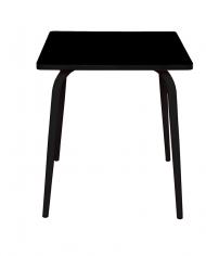 table-vera-70×70-noir-pieds-noirs