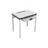 table enfants rayures