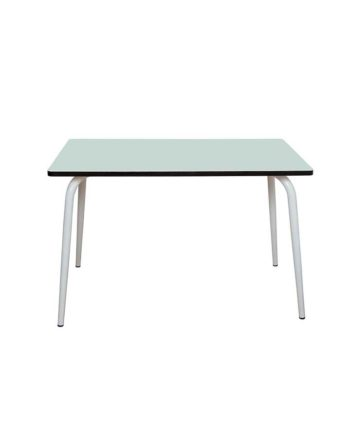 table menthe formica 4personnes