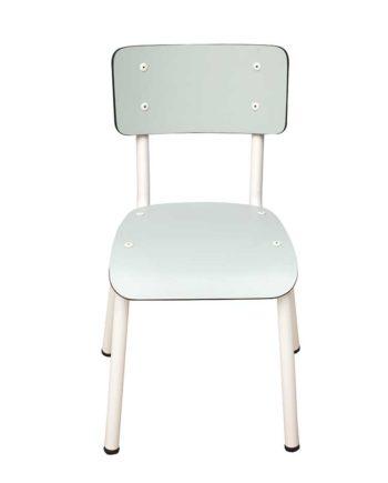 chaise menthe formica enfant