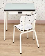 chaise little suzie confetti