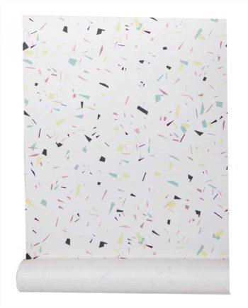 papierpeint multicouleur design