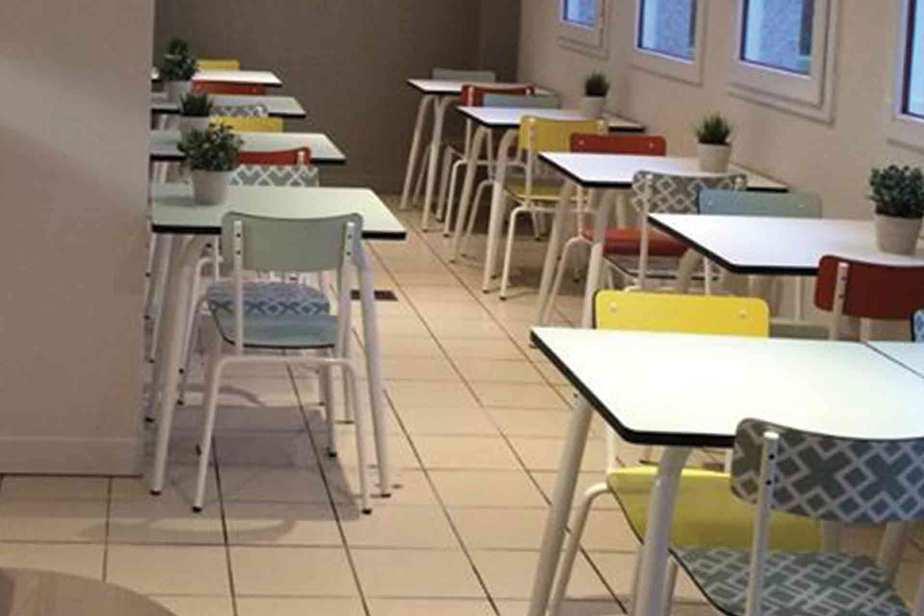 table véra menthe chaises suzie destruct - jaune