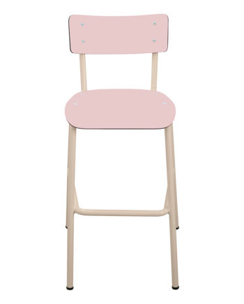 TABOURET DE BAR ROSE DESIGN
