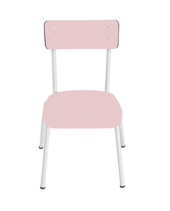 chaise 6ans fille rose