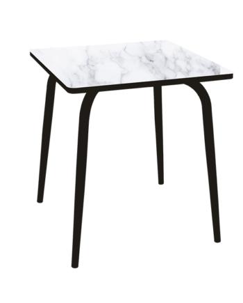 TABLE CARRÉE SALLE A MANGER