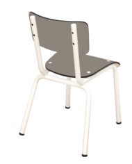 Taupe Little Suzie Chair