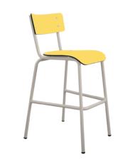 Yellow Suzie HIgh Chair 65cm