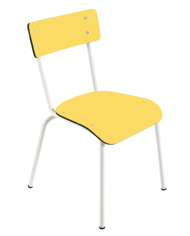 Yellow Suzie Chair