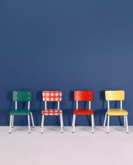 Yellow Little Suzie Chair