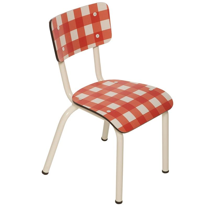chaises enfant ecole bureau formica
