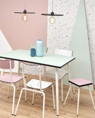 Mint Vera Table 120×70