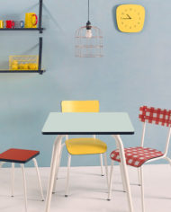 table 70×70 menthe
