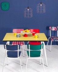 Yellow Vera Table 120×70