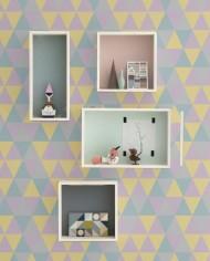 papiers peints géometrique
