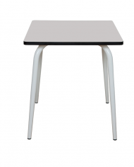 Light Grey Vera Table 70×70