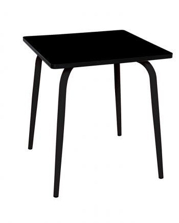 table noir en formica