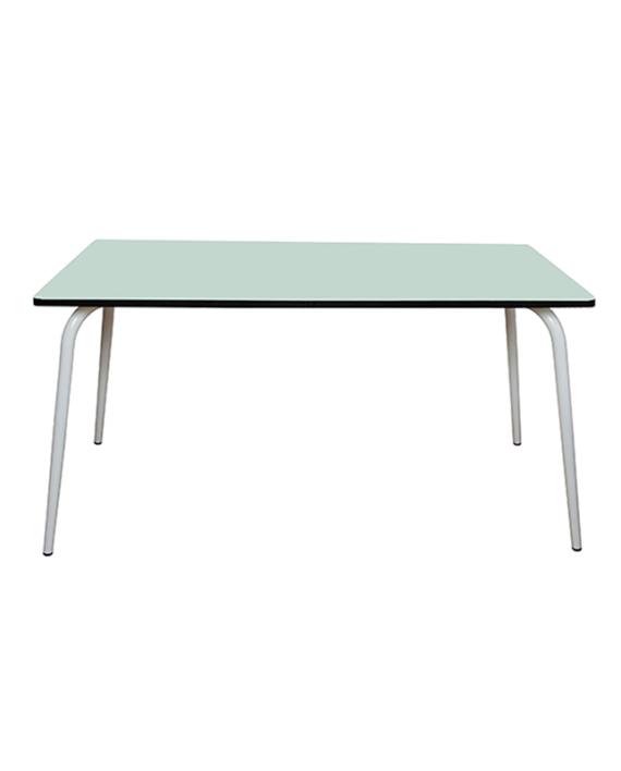 TABLE SALLE A MANGER VERTE