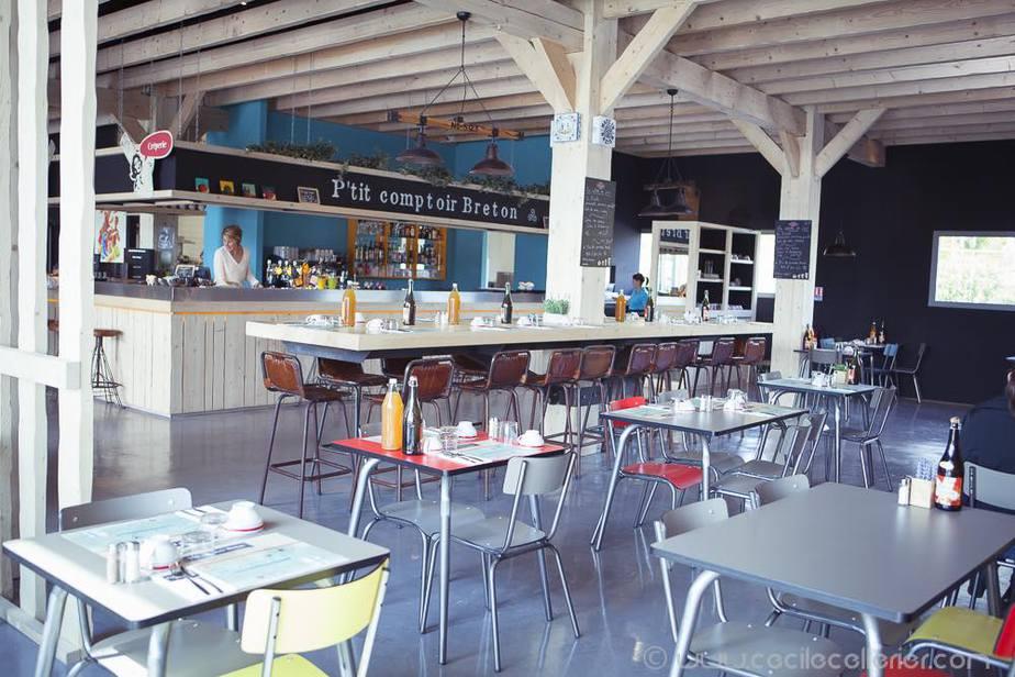 Pitt Comptoir Breton restaurant