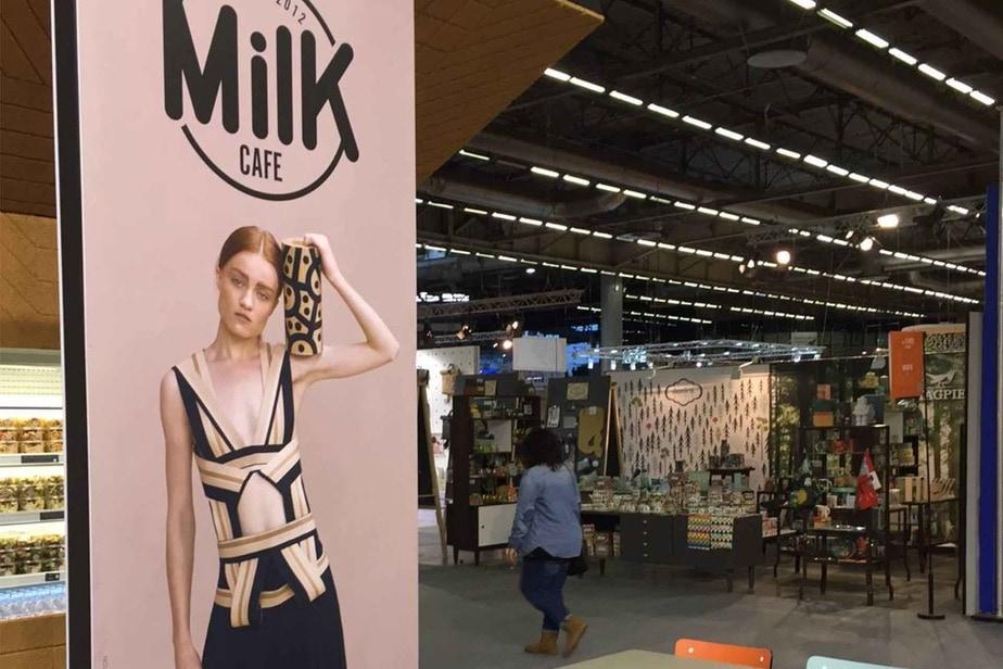 café-milk salon maison et objet