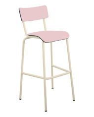 chaise-de-bar-rose-75cm-design