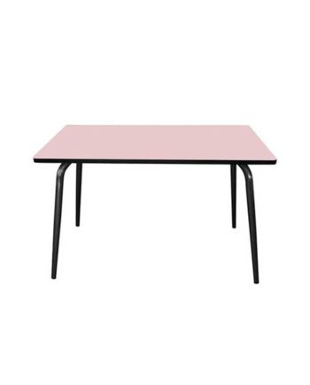 Powdery Pink Vera Table 120x70