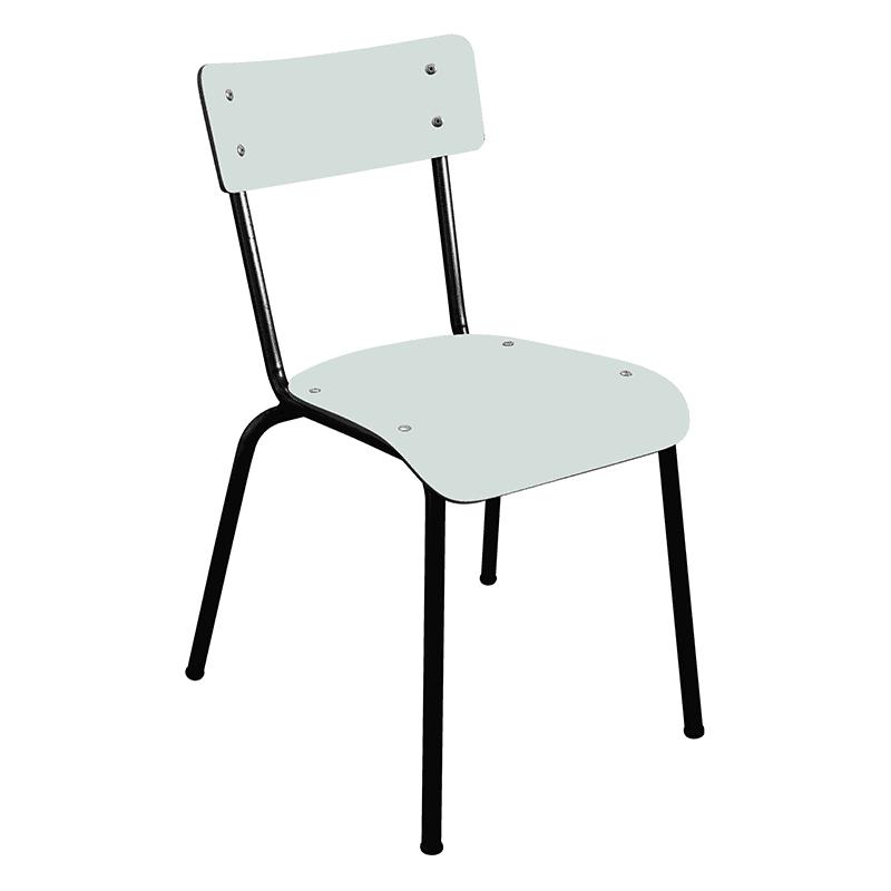chaise menthe verte pour restaurant