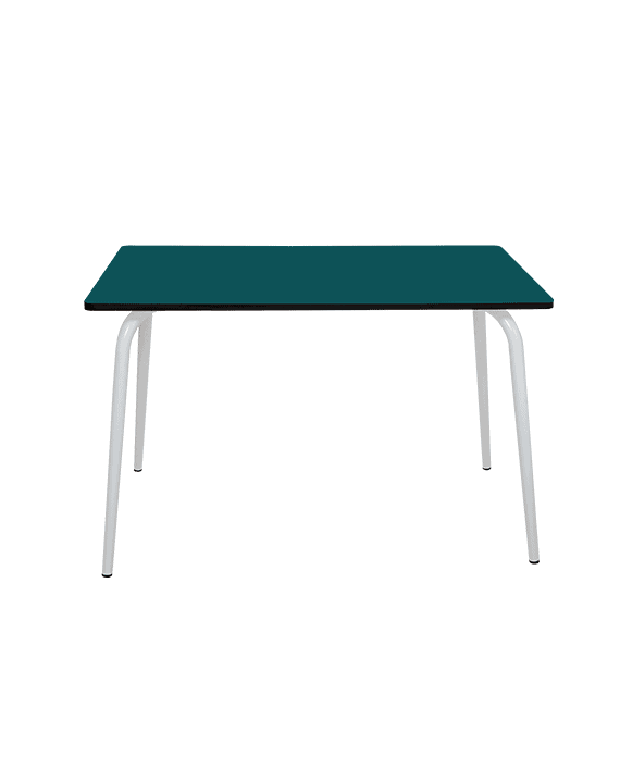 Table A Manger Tables Retro Formica Vera 120x70 Blanc
