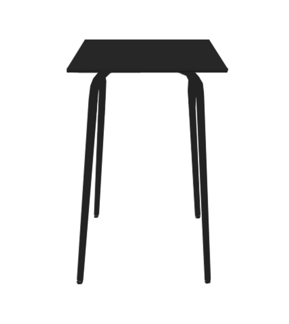 TABLE FORMICA HAUTE