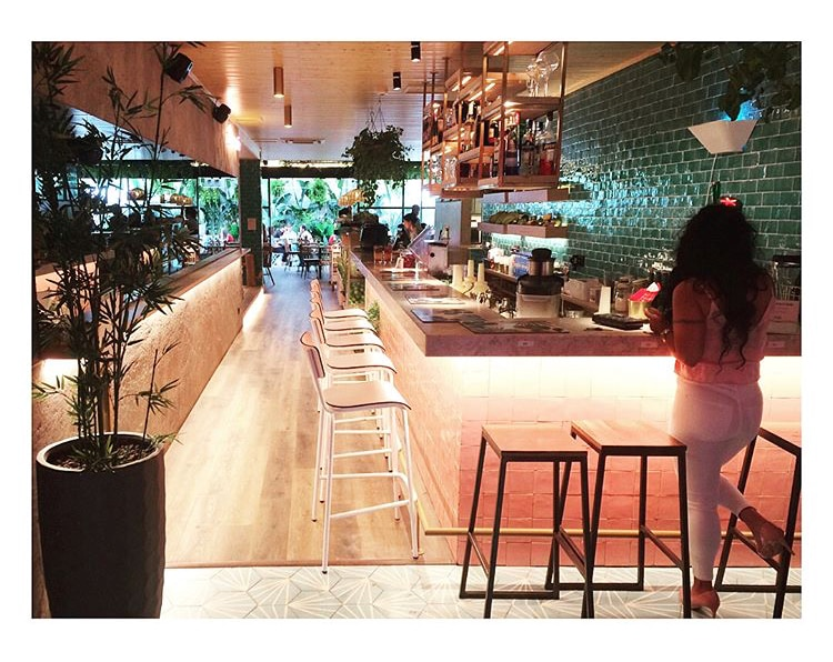 tabouret de bar restaurant