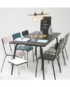 SALLE A MANGER TABLE CHAISE ASSORTIES