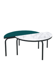 TABLE BASSE FORMICA