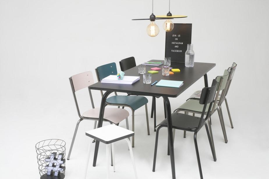 Bureau Retro Design.Mobilier Retro Design Bureau Les Gambettes